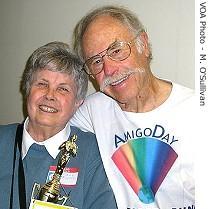 Julian and Patsy Myers